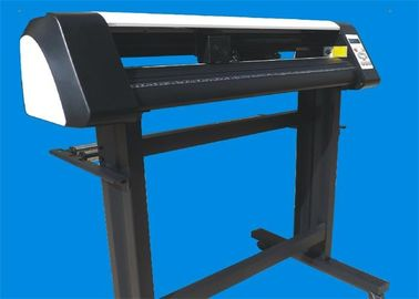 Graphic Sticker Cutting Plotter Machine , Vinyl Sticker Machine Electric Stepping Motor