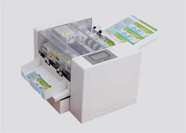 High Speed Intelligent Die Cut Sticker Machine 1mm-600mm Cutting Length